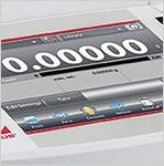 Intelligent performance - OHAUS Explorer Semi-Micro balances