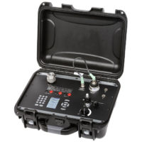 Calibrator model CPH7650 is a compact, portable pressure calibrator, which has been designed for mobile use