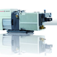 New two-stage rotary vane pump Pascal 2021 HW