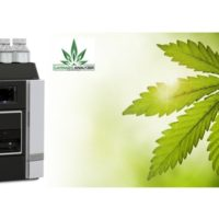 Shimadzu's Cannabis Analyser - a simple solution, complete with a column, methods, batches, and reports