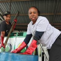 Jemimah Mofokeng is proving that women can indeed conquer typically male dominated jobs.