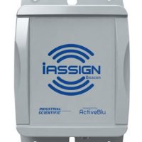 Industrial Scientific iAssign Beacons update the location of compatible devices in real time